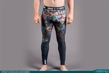 Today on BJJHQ Scramble NO MIND Summerweight Spats - $35